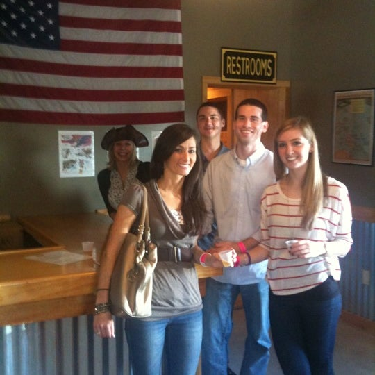 Photo taken at War Horse Brewery by Michelle A. on 10/10/2011