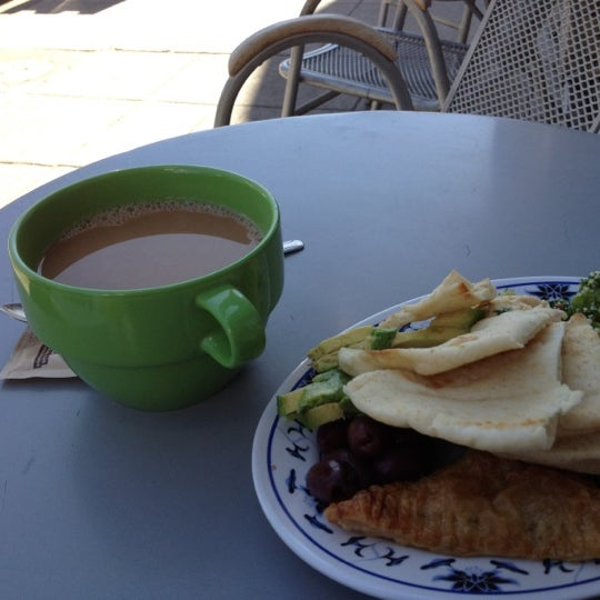 Photo taken at Spasso Coffeeshop by Maureen H. on 2/24/2012