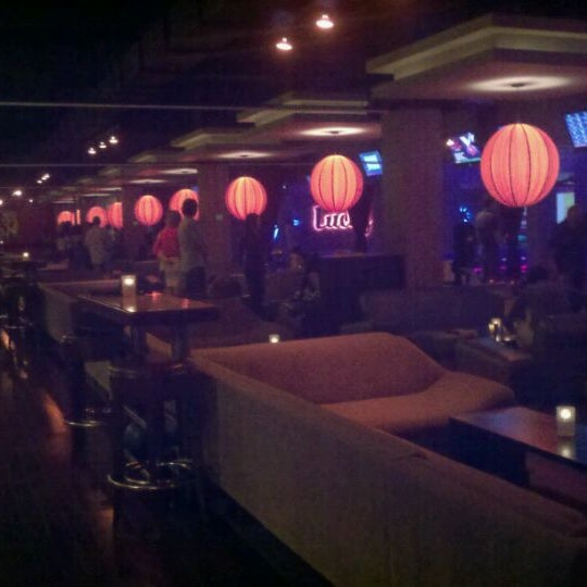 Photo taken at Lucky Strike New York by Stephanie m. on 9/15/2011