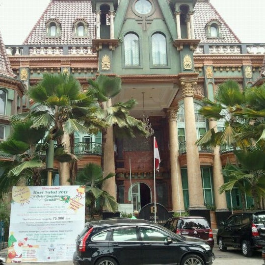 Photo taken at Hotel Gajahmada Graha by Bayu M. on 12/6/2011