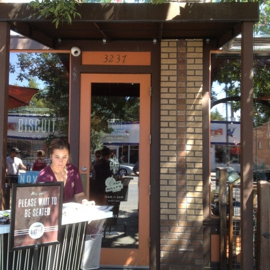 Photo taken at Denver Biscuit Company by Caitlin on 8/19/2012