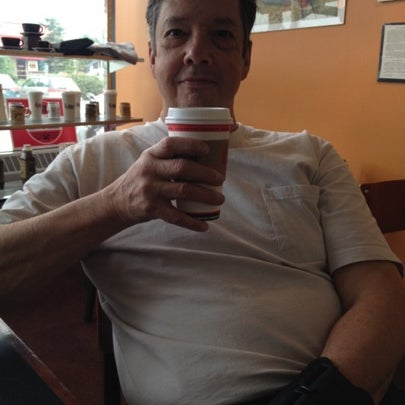 Photo taken at Kaladi Brothers Coffee by Gary M. on 8/4/2012