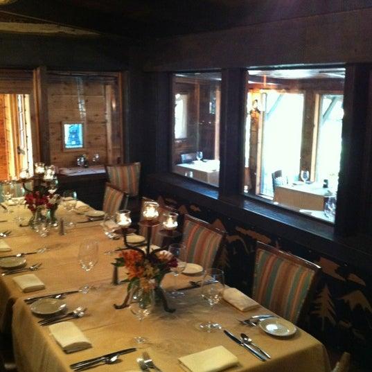 Rainbow Lodge Houston Restaurant Week Menu