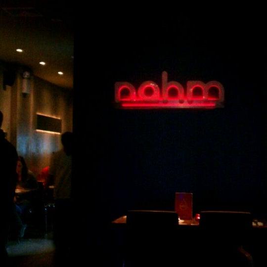 Photo taken at Nahm Thai Kitchen by Corinne C. on 11/12/2011