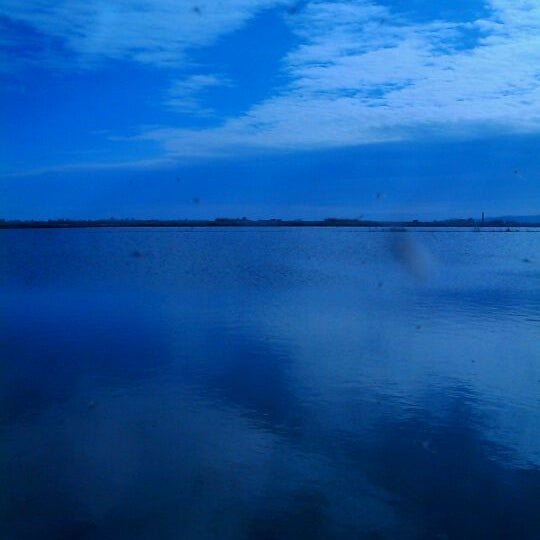 Photo taken at La Albufera by Biotess on 12/17/2011