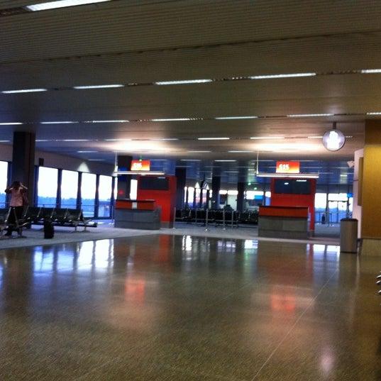 Concourse S Terminal Airport Terminal