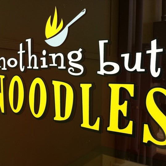 Nothing But Noodles - Noodle House in Charlotte