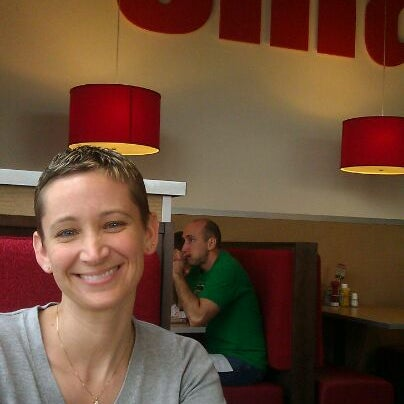 Photo taken at Smashburger by Steve V. on 12/17/2011