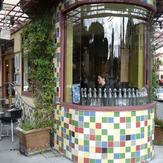 Photo taken at Caffe DeLucchi by Rachel S. on 2/12/2012
