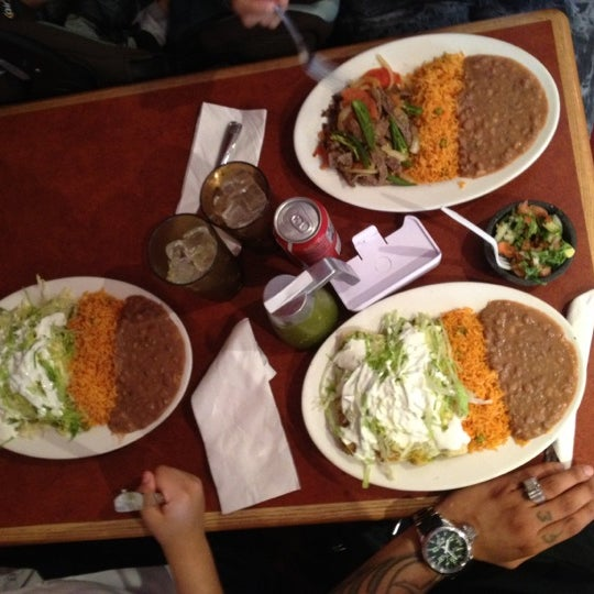 Yola S Cafe Mexican Food