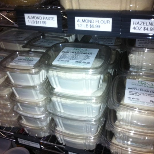Photo taken at NY Cake & Baking by Susu B. on 11/8/2011
