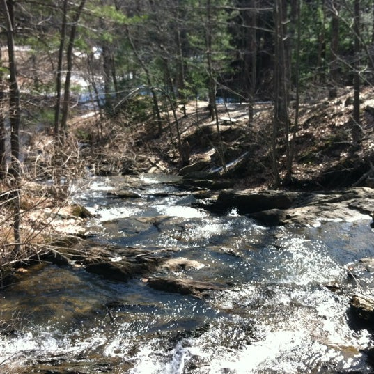 Photo taken at Jewell Falls by Joe H. on 3/12/2012