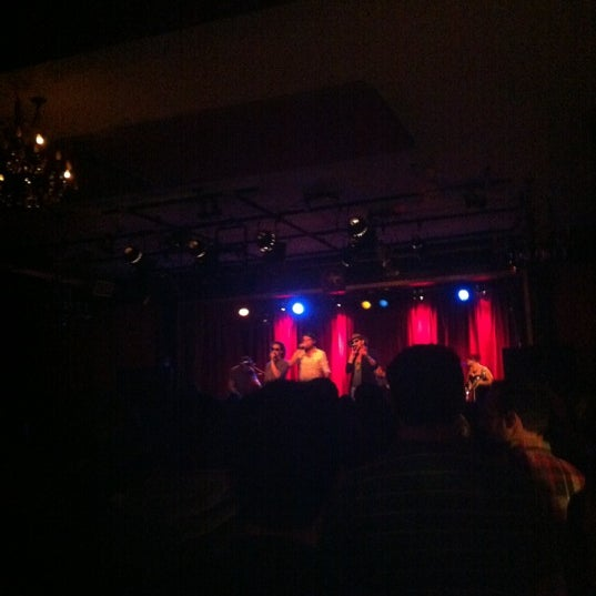 Photo taken at La Sala Rossa by Celeste M. on 4/16/2012