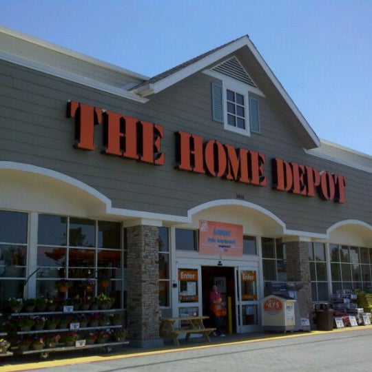 The Home Depot Hardware Store In Soquel