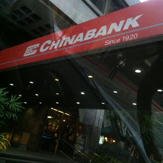 Photo taken at China Banking Corporation by Flordeliza T. on 11/2/2011