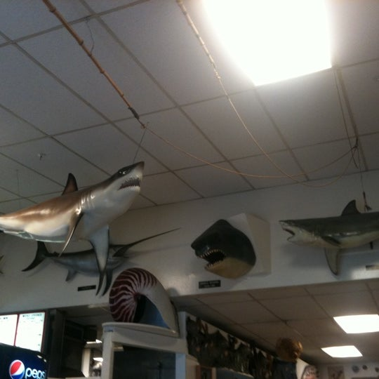 Photo taken at Harbor Fish and Chips by Lauren O. on 2/5/2011