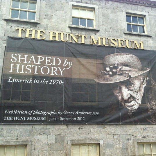 Photo taken at The Hunt Museum by Pat C. on 6/10/2012