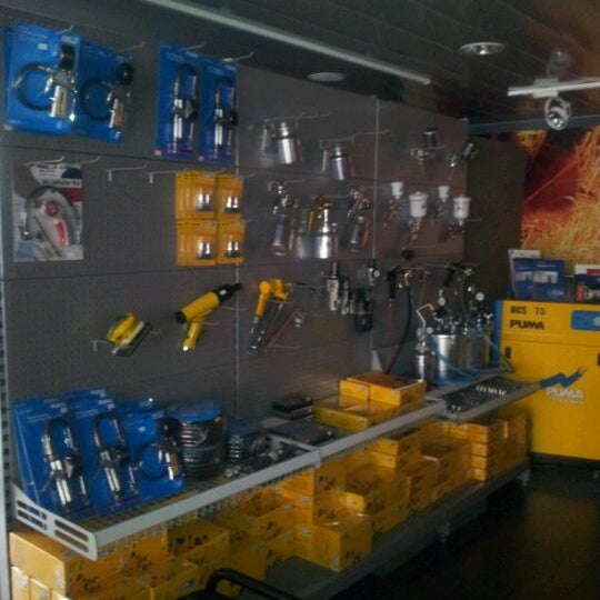 Photo taken at Sonee Hardware Professional by Hannu- H. on 6/11/2012