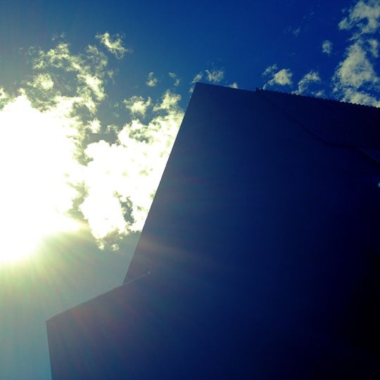 Photo taken at The Nevada Museum of Art by Katherine on 8/31/2012
