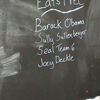 Photo taken at John Brown Smokehouse by Konata on 8/24/2012