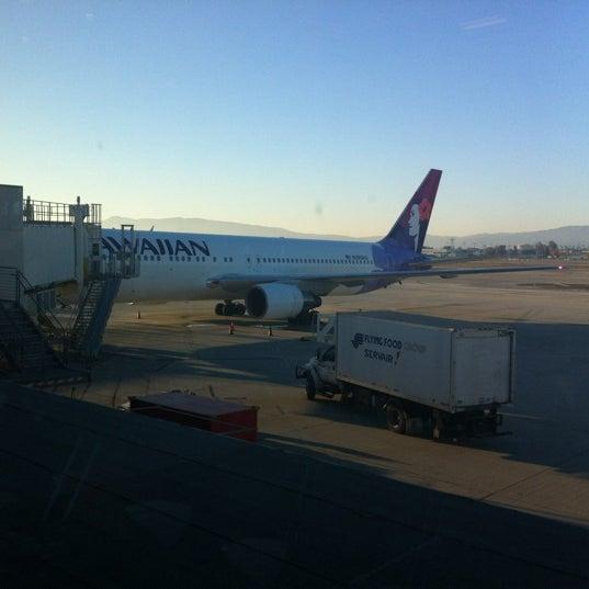 Photo taken at Terminal A by ebtokyo on 12/18/2011