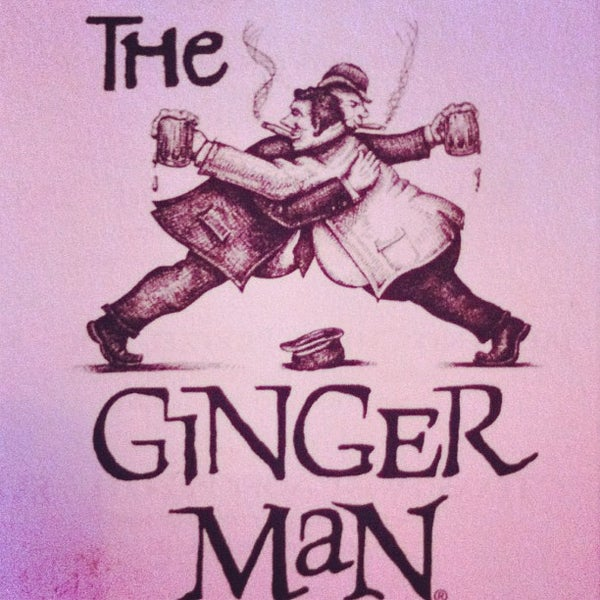 Photo taken at The Ginger Man by Rich E. on 3/12/2012