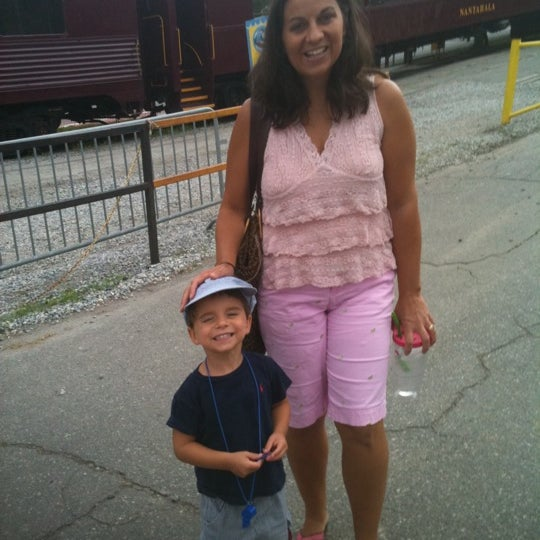 Photo taken at Great Smoky Mountain Railroad by David H. on 7/24/2011