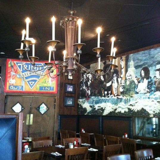 Photo taken at Trinity Brewhouse by Steve M. on 8/29/2011
