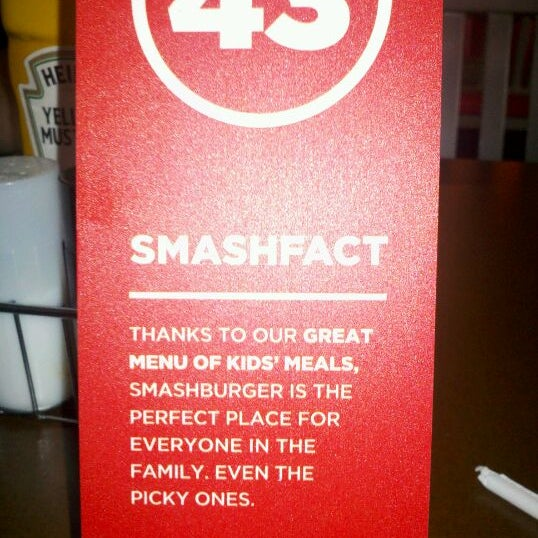 Photo taken at Smashburger by Sherry L. on 4/4/2012