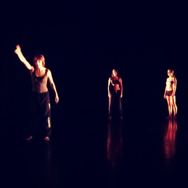 Photo taken at Boston University Dance Theater by KK A. on 5/5/2012
