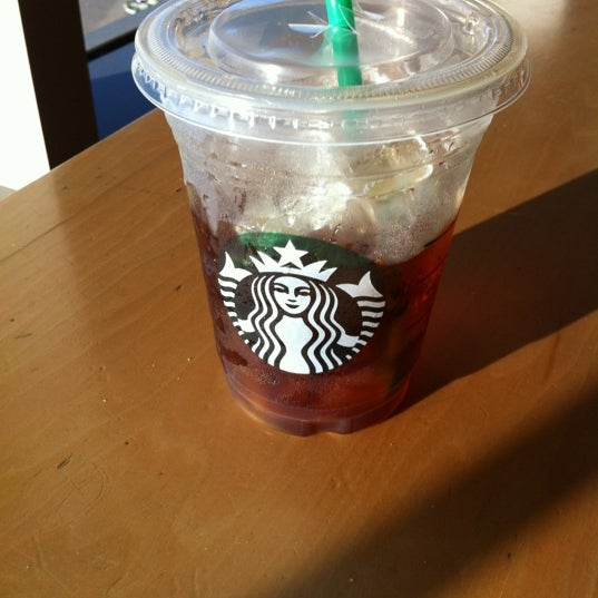 Photo taken at Starbucks by Steve M. on 5/11/2012