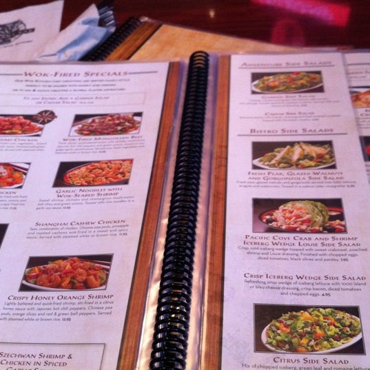 Photo taken at Elephant Bar Restaurant by Flo S. on 6/3/2011