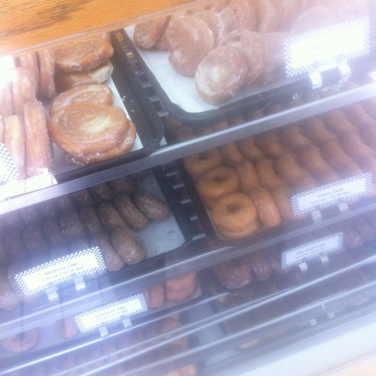 Photo taken at Long's Bakery by Felicia D. on 6/20/2012