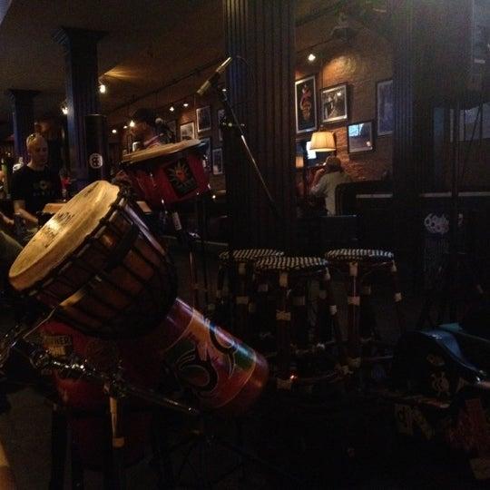 Photo taken at Oak Tavern by CrimeScene F. on 5/19/2012