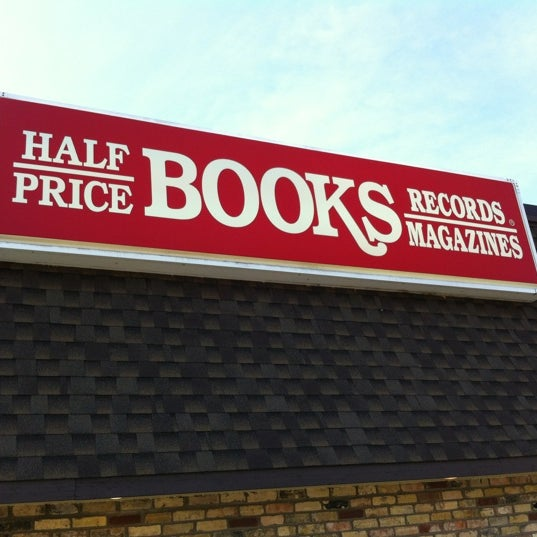 Half Price Books Bookstore In Highland