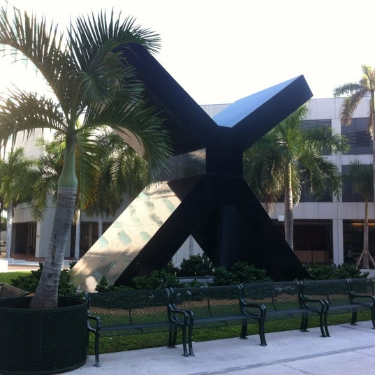 Photo taken at Miami Dade College Wolfson Campus by Juan F. G. on 5/8/2012