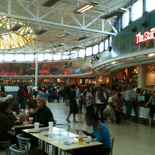 Stonebriar Mall Frisco Food Court