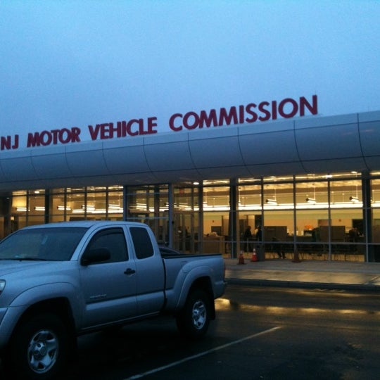 New jersey motor vehicle commission randolph township nj for Motor vehicle inspection nj