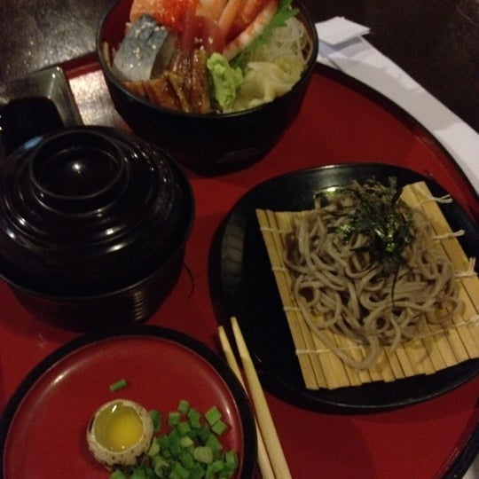 Photo taken at Hyotan Japanese Restaurant by Catrine on 2/14/2012