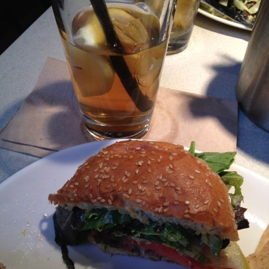 Photo taken at Northstar Cafe by Bill B. on 8/29/2012