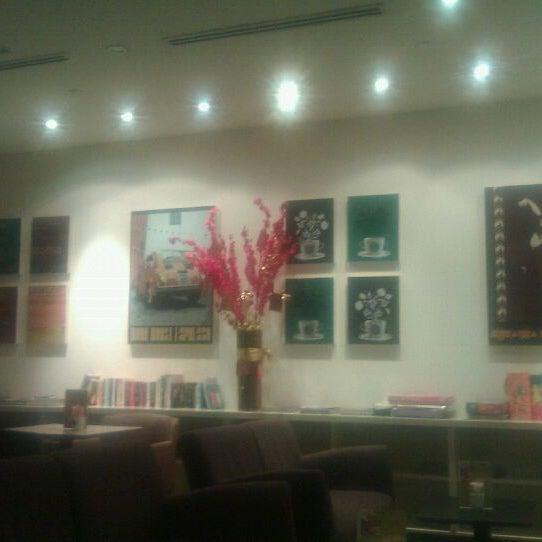 Photo taken at Austin Chase Coffee by Divya G. on 1/17/2012