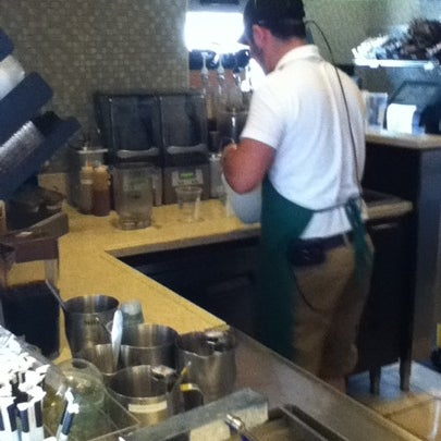 Photo taken at Starbucks by Hank L. on 7/28/2012