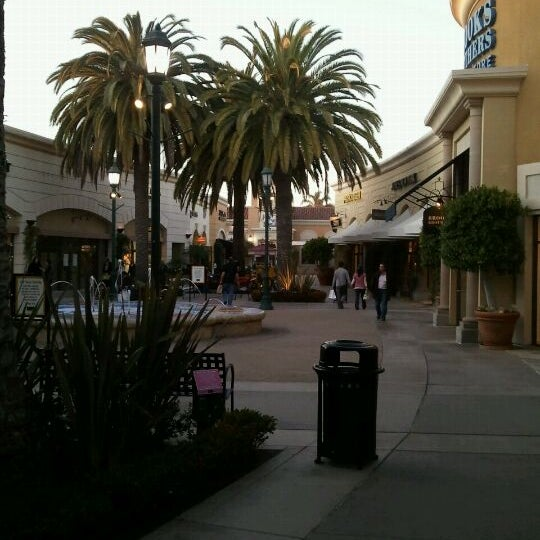 Photo taken at Carlsbad Premium Outlets by Chane M. on 1/9/2012