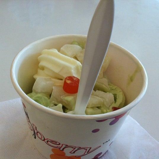 Photo taken at YogiBerry by Tiarra J. on 8/7/2012