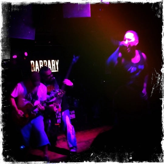 Photo taken at The Barbary by Christine N. on 6/22/2011