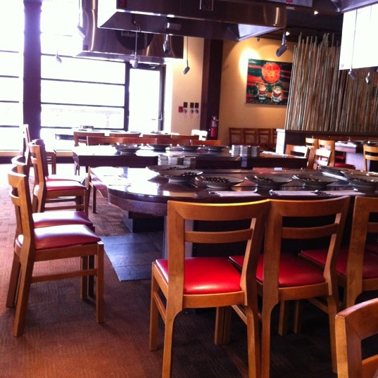 Photo taken at Benihana by Andy Y. on 2/12/2011