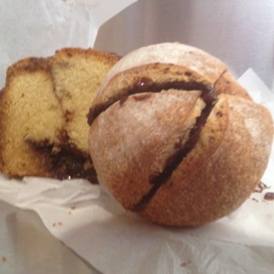 Photo taken at Levain Bakery by Britt W. on 9/7/2012