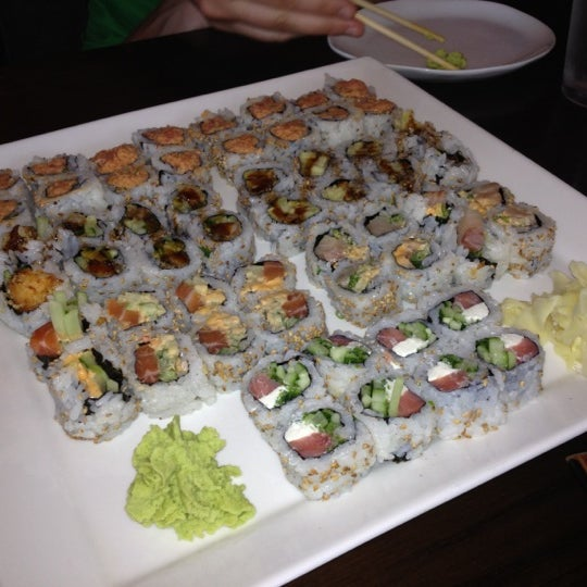 Sushiiii for Asian cuisine allendale nj