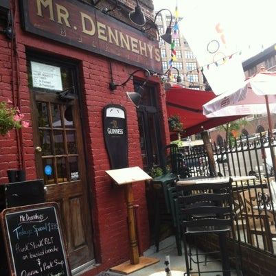Photo taken at Mr. Dennehy's by Angie N. on 7/27/2012