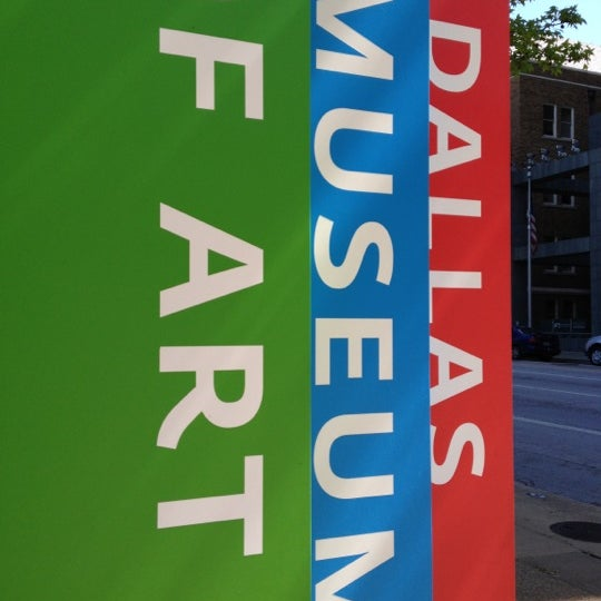 Photo taken at Dallas Museum of Art by Michael W. on 3/21/2012